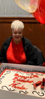 senior birthday party Breakthrough Healthcare St. Louis